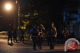 Anggota polisi yang disandera teroris berhasil dibebaskan