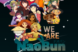 "NaoBun Project akuisisi ""Komik Ga Jelas"" dan ""Mera Puti Emas"""