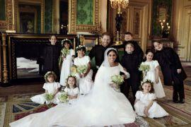 """Fotografer ungkap """"kata ajaib"""" agar anak-anak rapi saat pemotretan pernikahan kerajaan"""