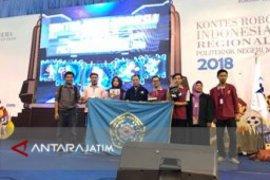 Robot Dome UMM Juara I KRI 2018