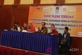 KPU surati gubernur Aceh terkait pelantikan KIP