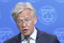Juru bicara IMF sampaikan belasungkawa bagi korban terorisme