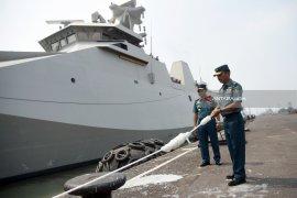 KSAL Lepas 3.693 Pemudik Prajurit TNI AL