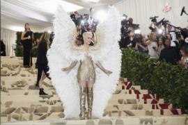 Dari dewi sampai malaikat di Met Gala New York
