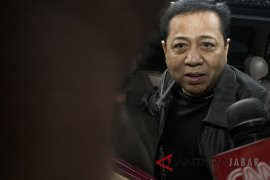 Setya Novanto sempat memohon ke Kalapas Sukamiskin untuk bangun Gazebo