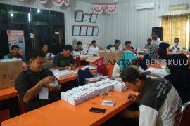 5.844 petugas siap sukseskan Pilkada kota Bengkulu