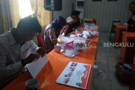 KPU Kota Bengkulu distribusikan logistik Pilkada