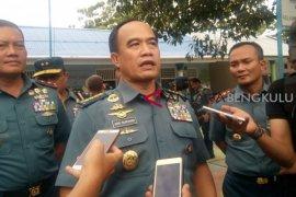"Kunjungi Bengkulu, KASAL tegaskan larangan pengggunaan ""trawl"""