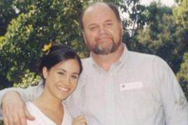 Kata ayah Meghan Markle soal pernikahan putrinya