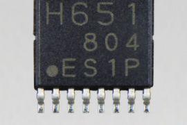 Toshiba luncurkan IC driver H-bridge untuk drive bervoltase rendah 1,8V dan berarus besar 1,6A