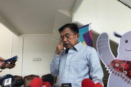 Wapres Jusuf Kalla nyatakan bom bunuh diri di Surabaya paling menyedihkan