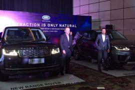 Land Rover hadirkan New Range Rover dan New Range Rover Sport