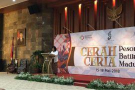 Indonesia kuasai pasar batik dunia