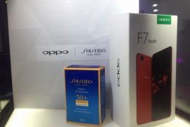 Oppo gandeng Shiseido hadirkan F7 Youth edisi khusus