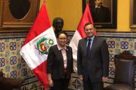 Indonesia-Peru sepakat lakukan perundingan perjanjian perdagangan