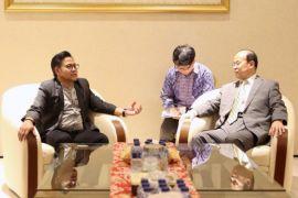 Cak Imin bertemu Dubes China bahas tenaga kerja asing