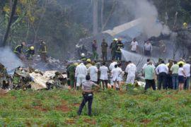 Seorang penyintas dalam kecelakaan pesawat Kuba meninggal di Havana