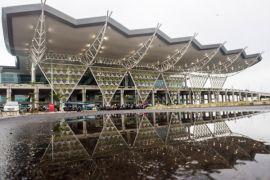 Batik Air pesawat komersial pertama di Bandara Internasional Jawa Barat