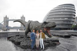 'Jurassic World' kantongi Rp2,12 triliun di Amerika Utara, geser 'Incredibles 2'