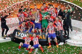 Atletico menang 4-2 atas Real di Piala Super UEFA