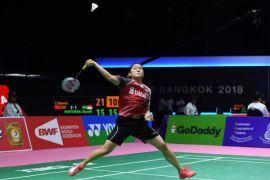 Indonesia evaluasi tunggal putri hadapi perempat final Piala Uber