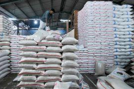 Mentan menyatakan pasokan beras untuk Ramadan aman