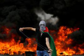 Remaja Palestina yang ditembak pasukan Israel akhirnya meninggal