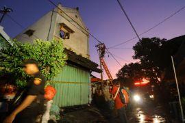 Kebakaran di Surabaya tewaskan delapan orang