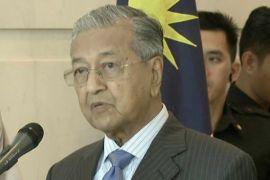 Dubes Indonesia kunjungi Mahathir Mohamad