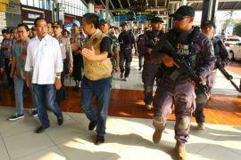 """Bandara Soetta berlakukan """"random check"""" guna tingkatkan keamanan penumpang"""