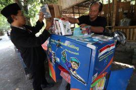 Indonesia miliki 154.000 perpustakaan