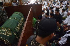 Khofifah mengenang KH Sholeh: ulama karismatis berwawasan Indonesia
