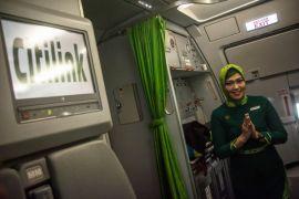 Mulai Oktober, Citilink terbang reguler ke China