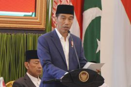 Tingkat kepuasaan kepada Jokowi naik jadi 65,1 persen