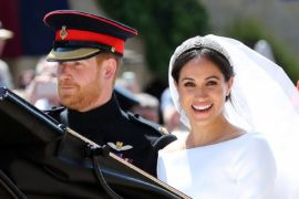 Goody bag pernikahan Harry - Meghan dijual