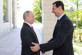 al-Asaad anggap perang Suriah perang internasional, bukan perang saudara