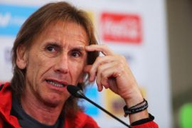 Gareca perpanjang kontrak sebagai pelatih Peru
