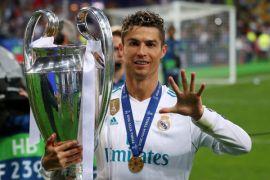 Madrid umumkan kepindahan Ronaldo ke Juventus