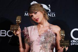 Reaksi penggemar atas sikap politik Taylor Swift