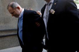 Harvey Weinstein didakwa melecehkan perempuan ketiga