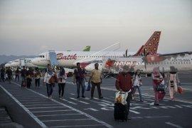 Adisutjipto Airport Temporarily Closed After Merapi Eruption