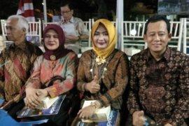 Wabup Muarojambi hadiri Semarang Night Carnival