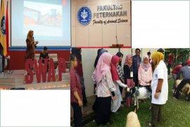 Peternak sukses alumni IPB: Mahasiswa Fapet harus punya ternak