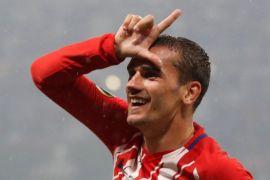 Atletico berpeluang raih gelar setelah mampu pertahankan Griezmann