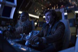 Kisah solo dari Han Solo