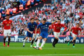 Chelsea juara Piala FA usai tundukkan MU lewat penalti Hazard