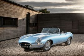Jaguar masih galau soal investasi mobil listrik gara-gara Brexit