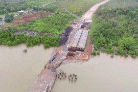 South Kalimantan DPRD again meet Long Bridge Commission