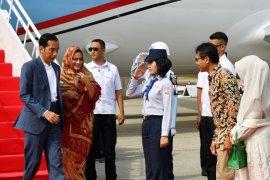 Presiden Jokowi Kunker ke Sumbar