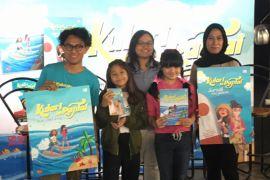 """""""Kulari Ke Pantai"""" hadir dalam bentuk buku anak"""